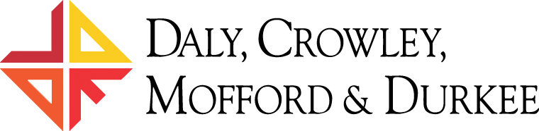 Daly, Crowley, Mofford & Durkee; intellectual property law, Boston MA